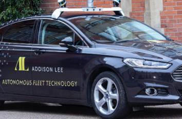 Experts urge caution over Addisons Lee 2021 driverless cars plan image