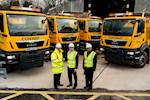 FM Conway invests in new gritters for Lewisham image