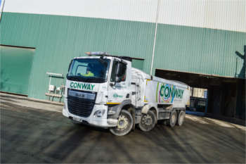 FM Conway tackles driver shortage with new LGV apprenticeship  image