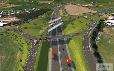 Final plans on show for £50m M6 junction 19 scheme   image