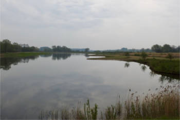 Former quarry transformed into Ripon City Wetlands image