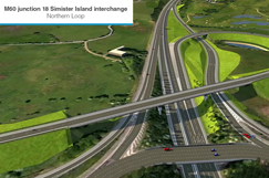 Full safety spec for new all lane running scheme at Simister image
