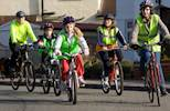 Government wants increase in walking and cycling image