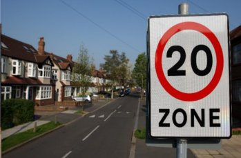 Govt report says 20mph zones may not reduce casualty rates image