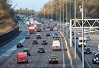 Heat could be cause of M25 junction closure image