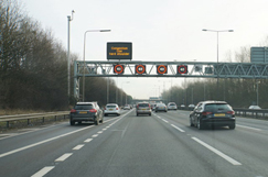 Highway Code set for smart motorway update image