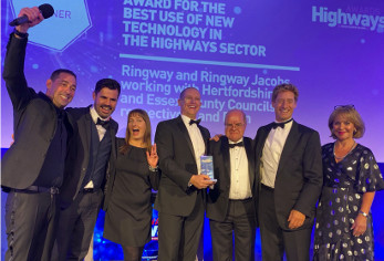 Highways Awards recognise the Wright stuff image