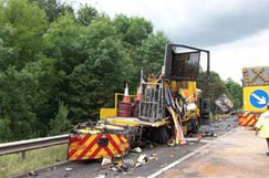 Highways England: Take extra care at roadworks to save lives image
