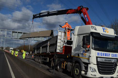 Highways England bridges gap to fix for Nottingham jams image