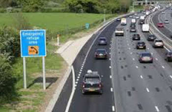 Highways England chooses NEC4 for £7bn  smart motorway projects image