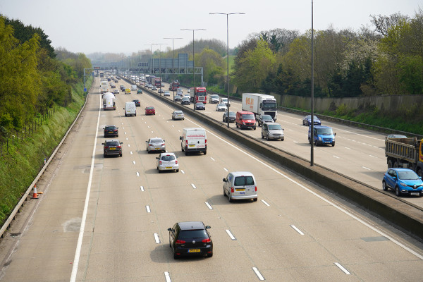 Highways England firms up £400m plans to improve concrete roads image