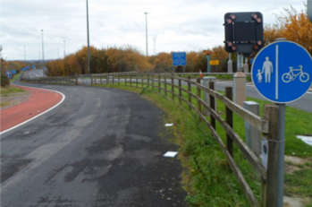 Highways England must do more for non-motorists, watchdog says image