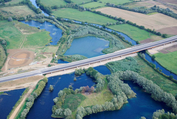 Highways England names the date for A14 opening image
