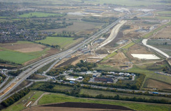Highways England seeks new upgrade for A14 - to Mway status image