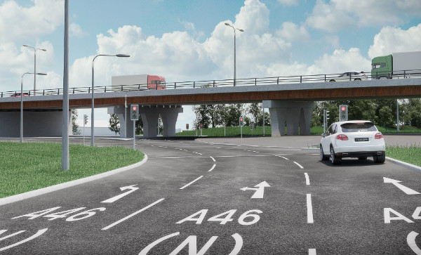 Highways England signs £114m first RDP contracts image