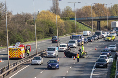 Highways England struggles to reverse rising SRN death toll image