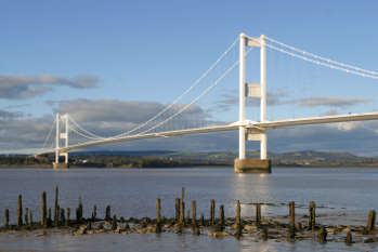Highways England taking urgent steps after Severn Bridge closure image