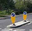 "Highways team hail ""Britain's toughest bollard"" image"