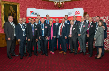 Kier – and partners – launch collaboration initiative image
