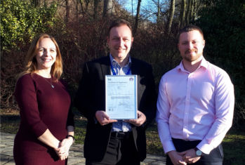 Lafarge Cement secures energy management accreditation  image