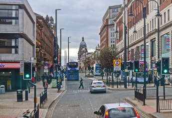 Leeds set to back £25m LED streetlight switch image