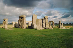 Legal action looms over Stonehenge vandalism image