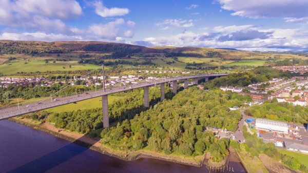 Like painting the Forth Bridge: Spencer awarded £18m Erskine job image