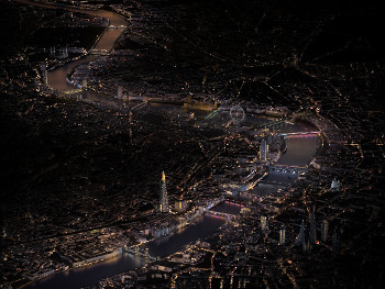 Londons Illuminated River project to be longest public art commission in the world image