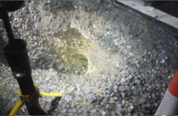 M25 sinkholes repaired in time for rush hour image