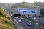 M60 'smart motorway' plan axed by Highways Agency image