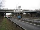 M8 bridge works completed quickly  image