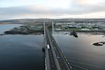 Maintenance to be carried out on A9 Kessock Bridge image