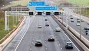 Managed motorway delivered ahead of schedule image