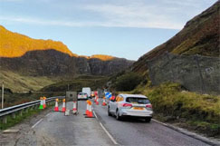 Matheson warns of long road to A83 fix image