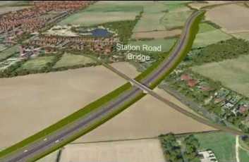 Midlands launches £600m call for roads cash image