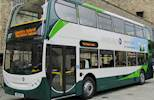More funding for green buses image