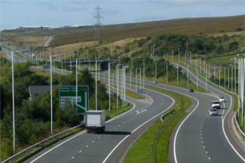 NEC could be updated after Heads of the Valleys failures image