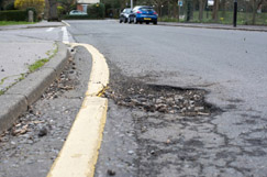 National Pothole Day survey finds network in decline image