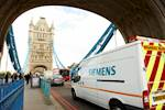 New London service operation opened by Siemens image