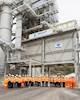 New asphalt plant opens on the Isle of Wight image
