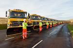 New gritters join the East Sussex fleet image
