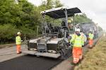 New resurfacing technology used on A1 image
