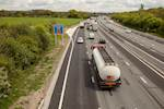 New section of smart motorway to open image