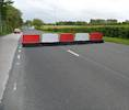 New self-weighted safety barrier unveiled at Intertraffic image