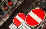 Number of road signs could be reduced image