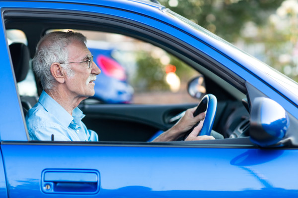 Older drivers should be helped, not tested image