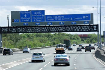 Online hub helps learners step up to motorway driving image