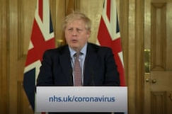 PM Boris Johnson: We are past the peak image