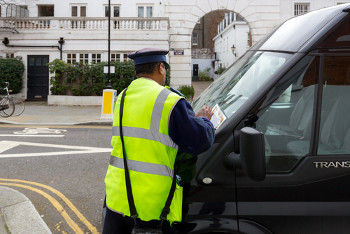 Parkex: Closing in on illegal vehicles image
