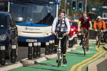 Pinch Point cash could fund sustainable transport schemes image